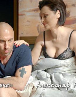 Елена Ксенофонтова в нижнем белье в сериале «Отель Элеон»