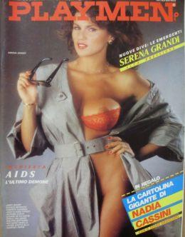 Голая Серена Гранди на фото из журналов