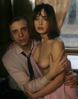 Голая Лариса Гузеева на горячих кадрах из кино