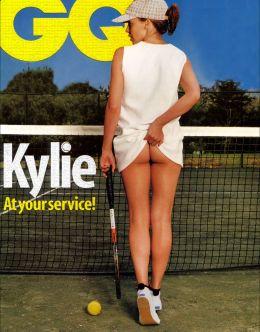Кайли Миноуг позирует голой для GQ