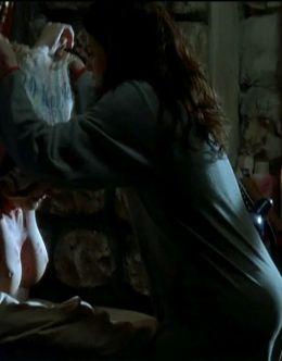 Голая Аня Букштейн в фильме «Секреты» (2007)