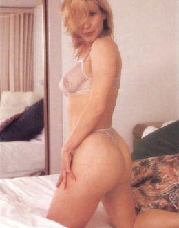 Синтия Ротрок в нижнем белье