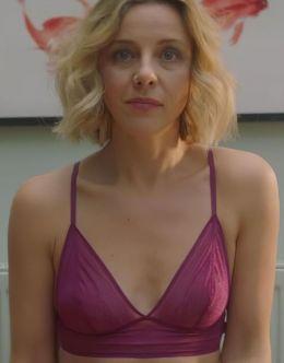 Голая София Ди Мартино в эротической сцене из кино
