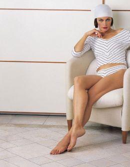 Фото Натальи Бузько в нижнем белье из журнала FHM