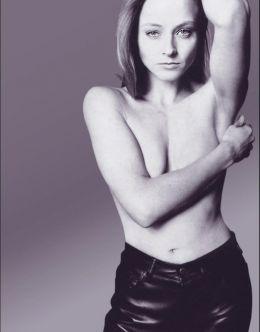 Горячие фото обнаженной Джоди Фостер из журналов