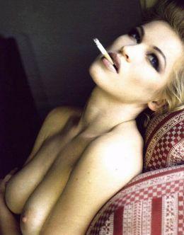 Полностью голая Юлия Маярчук на фото из журналов