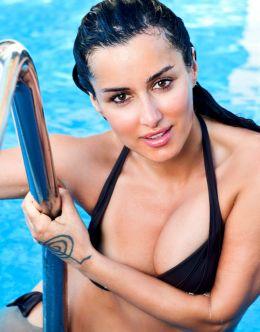 Фото Тины Канделаки в купальнике