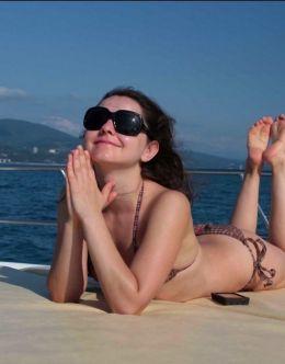 Валентина Рубцова в купальнике