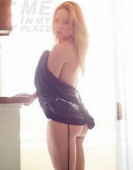 Интимные фото Кейти Лотц (голая попка)