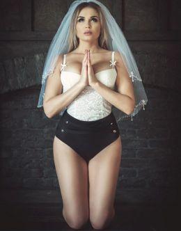 Эротические фото Ольги Семеновой