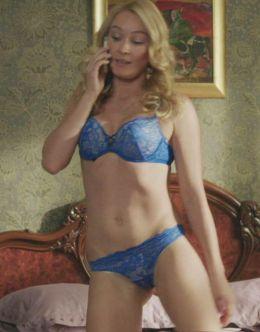 Эротические кадры с обнаженной Анастасией Паниной из сериала «Физрук»