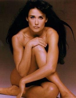 Эротические фото Деми Мур из журналов