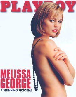 Мелисса Джордж на горячих фото из «Плейбой» (18+)