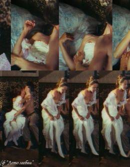Эротическая сцена Дарьи Поверенновой из фильма «Лето любви»