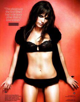 Горячие снимки с голой Джорданой Брюстер из других журналов