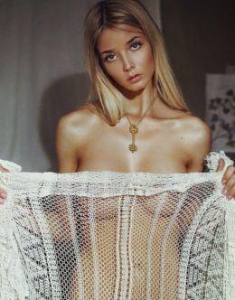 Голая Екатерина Ширяева на горячих фото