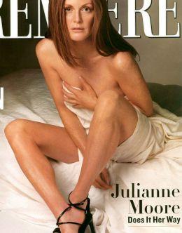 Эротические фото с обнаженной Джулианны Мур из журналов