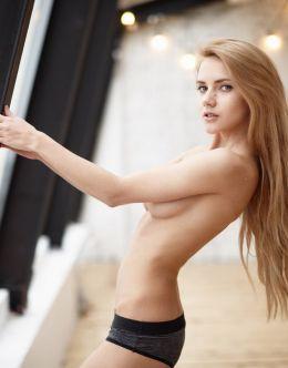 Алена Аганова в трусиках (18+)