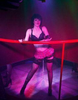 Горячие фото Насти ЧПЕК Туман в эротичных костюмах и нижнем белье