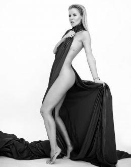 Голая Кира Кауфман +фото в нижнем белье