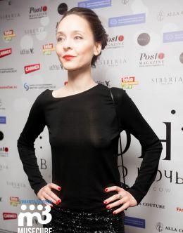 Засветы Екатерины Никитиной (видно грудь)