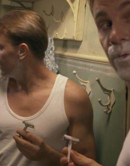 Засветы обнажённой Анастасии Веденской из сериала «Бедные родственники»