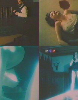 Голая Анастасия Вертинская в картине «Жажда смерти»