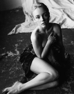 Анастасия Талызина на горячих фото из Инстаграм