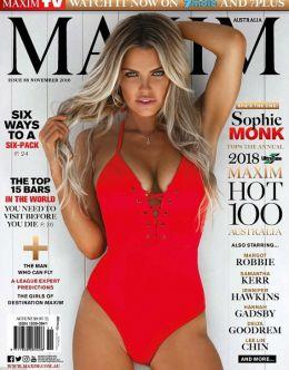 Джина Стюарт в купальнике из журнала «Максим» и других фотосессий