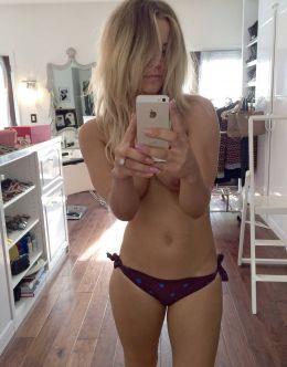 Слитые фото Кейли Куоко (голая грудь и киска)