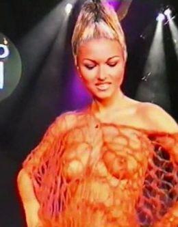 Стриптиз от Юлии Такшиной в шоу «Знаки зодиака»