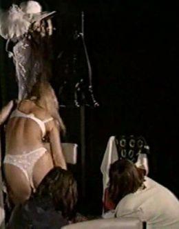 Эротические кадры со съемок и засветы Ирины Салтыковой