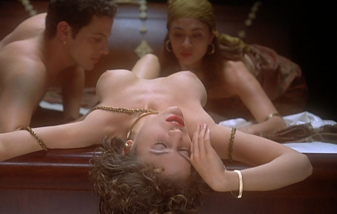 Embrace of a vampire nude clips