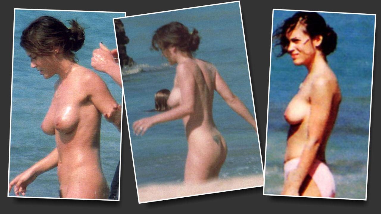 Alyssa milano nude topless — pic 13