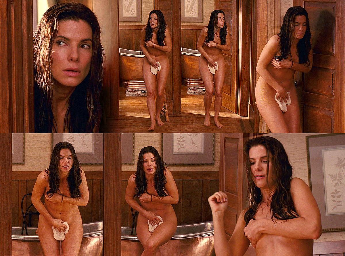 Sandra Bullock Naked Pics
