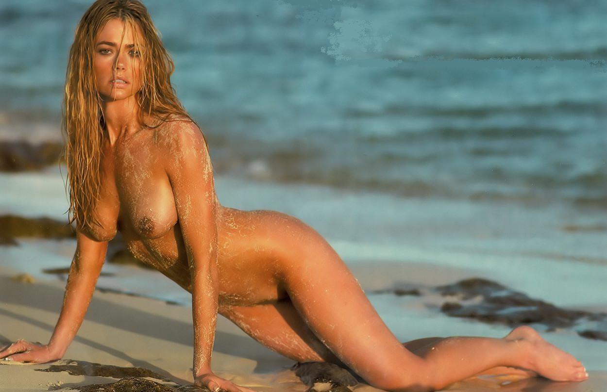 Denise Richards Naked