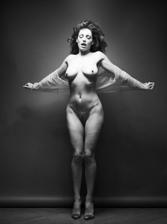 Kelly brook naked — photo 13
