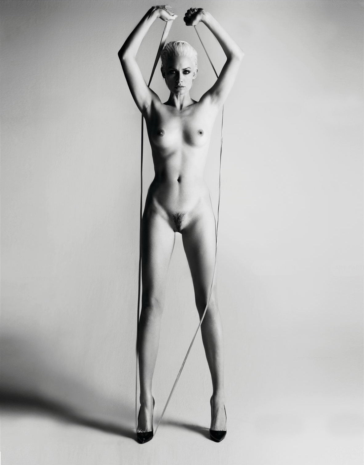 Nude amber valletta you