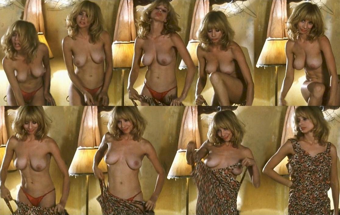 Roseanne Arquette Nude